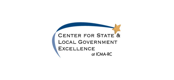 New Center for State and Local Government Excellence at ICMA-RC Research Examines the Public Service Workforce